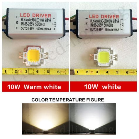 10w 30w 50w 100w Led Smd Chip Bulb Bead Led Driver Transformer High Power Supply Led Drivers Higher Power Power Supply