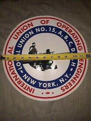 Ad Ebay Url International Union Of Operating Engineers Local 15