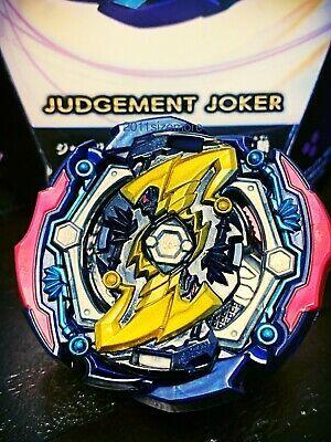 BeyBlade Burst GT B-142 Booster Judgement Joker.00T.Tr Zan With Launcher Toy