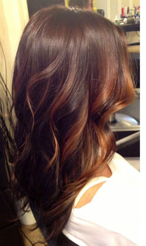 10 Ombre Hair Chic Trend Fall / Winter New  #ombre #trend #winter