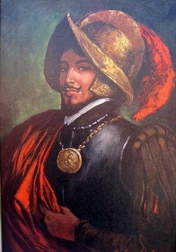 Первоотрыватели 16-ого века
