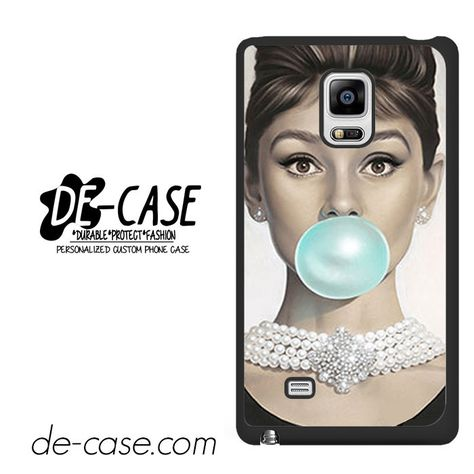 Tiffany Blue Buble Gum DEAL-11232 Samsung Phonecase Cover For Samsung Galaxy Note Edge
