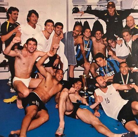 pic by @nostalgia_inter1908 Coppa Italia Ricordate la partita e chi fu decisivo in quella finale ?? Nostalgia Coccarda...