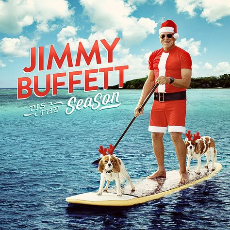 New Christmas Albums Coming Out In 2019 Tis The SeaSon in 2019   in Margaritaville wasting away   Jimmy
