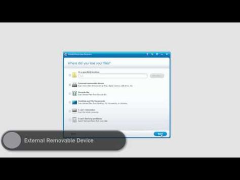 How To Recover Deleted X2f Lost Mpeg Video File Data Recovery