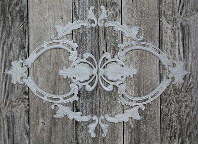 Ornament Möbel Wanddeko Verzierung  Relief Wandrelief Türbogen