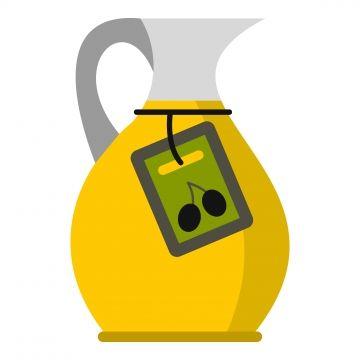 زيت الزيتون رمز كرتون ناقلات المثال التوضيحي شجرة قطرة قديم وجبة تنمو أخضر أبيض السائل الاستهلاك السلام إضافي التوقيع ليف العذراء Cartoon Styles Oils Olive Oil