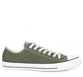 converse all star verde militar