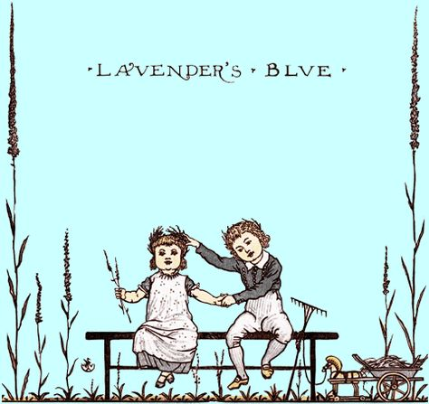 Lavender's Blue -