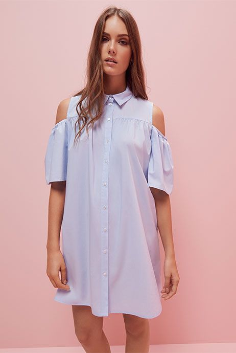 cfd18e5c16a668 Primark womenswear SS17 must-haves the shirtdress | For My Closet in ...