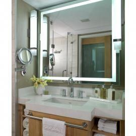 Integrity Lighted Mirror Bathroommirrors Bathroom Vanity Mirror