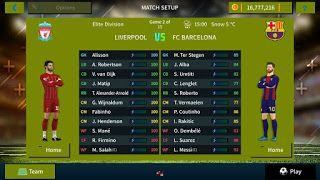 Dream League Soccer 2020 New Amazing Edition For Android Real Madrid Team League Liverpool Team