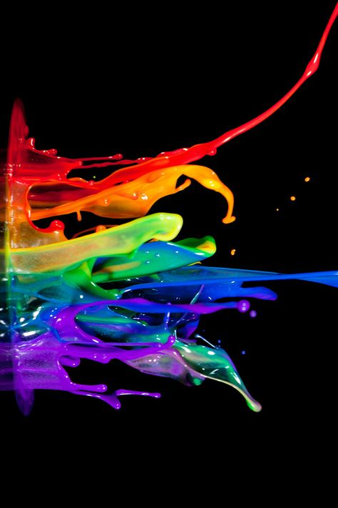 color art iPhone 4s Wallpapers