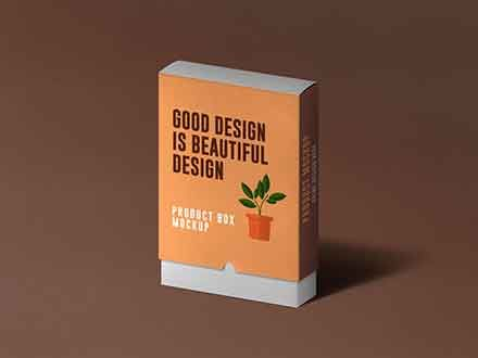 Download Free Vertical Product Boxes Mockup Psd In 2021 Box Mockup Mockup Mockup Psd