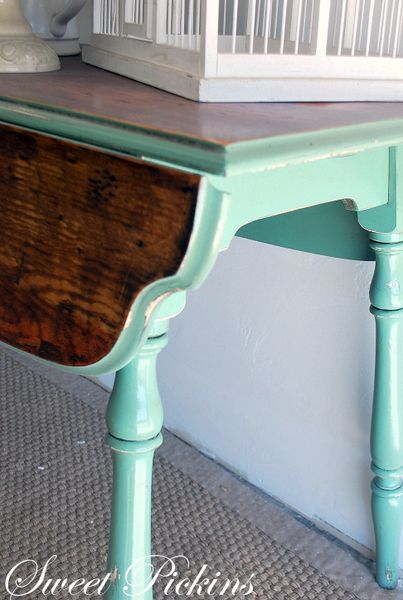 53 Best Drop Leaf Tables Images On Pinterest   Drop Leaf Table, Painted  Furniture And Furniture Refinishing