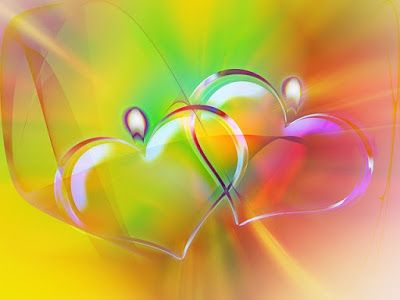 Wtsp Dp Pics Hd Download Love Wallpaper Colorful Heart Candles Wallpaper