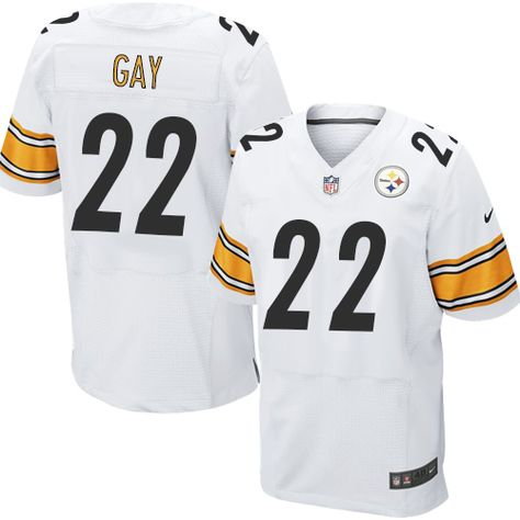 first rate 4a365 3184a elite william gay mens 1967 throwback jersey pittsburgh ...