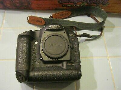 Canon Eos 1d Mark Ii N Camera Body 1 Battery 1 Battery Camera Eos