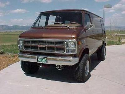 4x4 Chevy G30 Conversion Kit 4x4 Van Chevy Van Photo Galleries