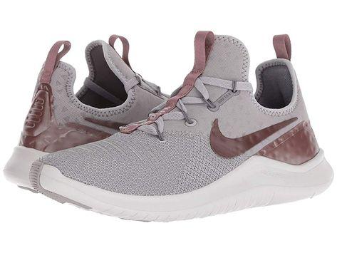 52d59b56082d Nike Free TR 8 LM Women s Cross Training Shoes Atmosphere Grey Smokey Mauve Vast  Grey