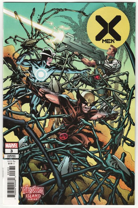 House of X #3 MARVEL Comics Main Cover NM