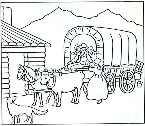 Little House On The Prairie Coloring Pages Download Coloring
