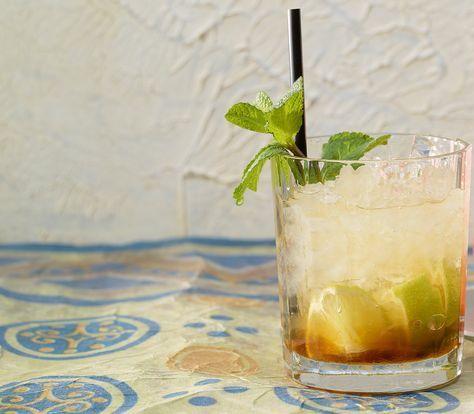 Honig Mojito Rezept Mojito Rezept Mojito Ginger Ale