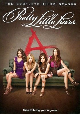Pretty Little Liars The Complete Third Season Dvd Pretty Little Liars Seasons Little Liars Pretty Little Liars