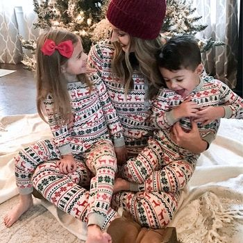 Hanna Andersson Christmas Pajamas 2021 Pin On Kids