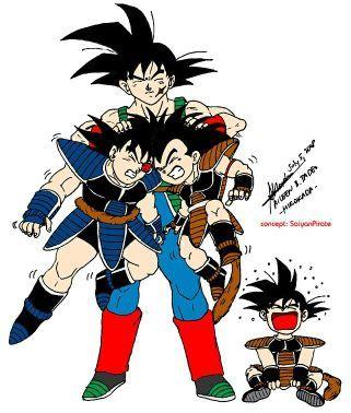 La Historia Jamas Contada De Turles Turles X Goku Turles X Vegeta Pelea Entre Hermanos Personajes De Goku Figuras De Goku Personajes De Dragon Ball