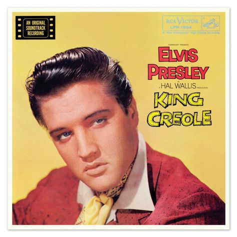 Elvis King Creole FTD CD | ELVIS the King of Rock and Roll
