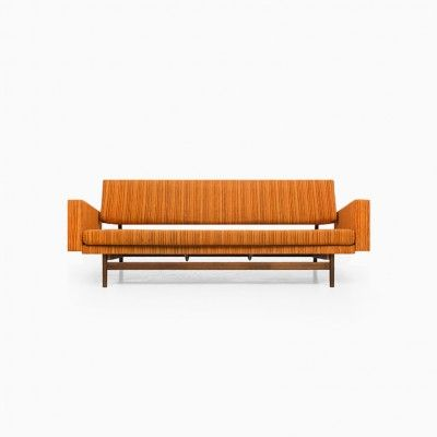 Located using retrostart u003e Sofa by Karl Erik Ekselius for JOC