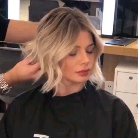 Short Hairstyle Hair Cut - #hairstyle #short - #HairstyleCool