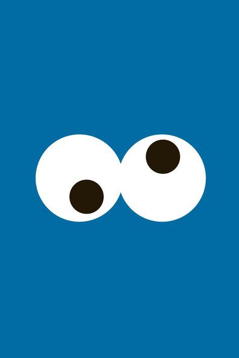 Cookie Monster In 2020 Iphone Wallpaper Disney Wallpaper