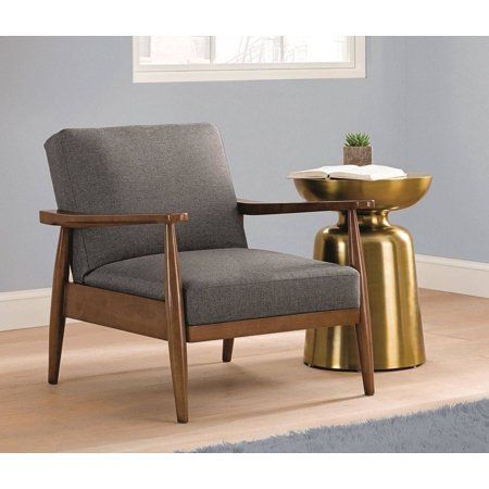 Home With Images Mid Century Chair Mid Century Accent Chair