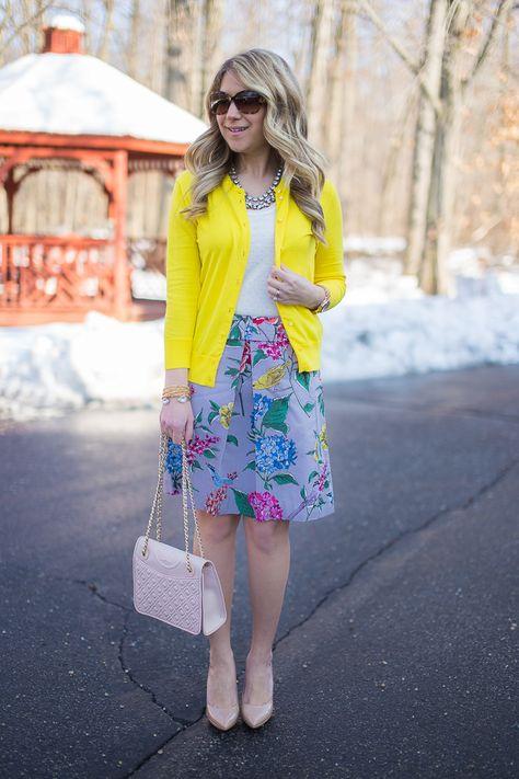Botanical Skirt - Mix & Match Fashion