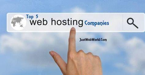 Top 5 Web Hosting Companies | Best Web Hosting Sites