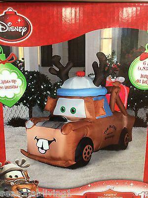 Disney Christmas inflatable yard decorations