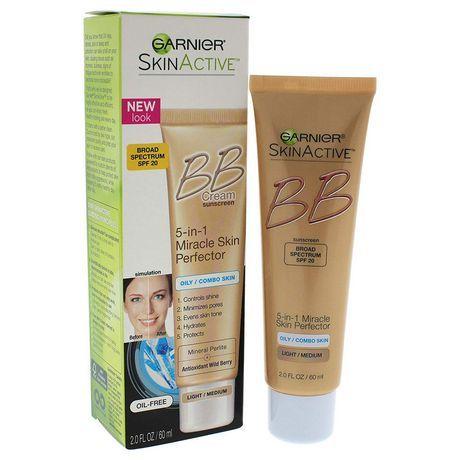 Garnier Skin Renew Bb Cream Miracle Skin Perfector Bb Cream Oily