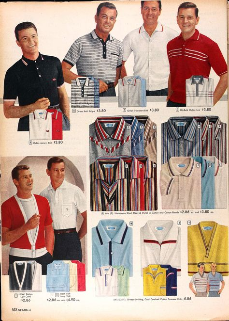 Sears Catalogs are REALLY big, so I've picked some of neatest pages for your enjoyment. This is the Spring/Summer 1958 edition.