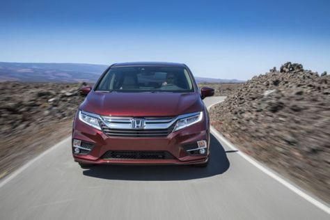2019 Honda Odyssey Release Date Changes Mini Van Chrysler