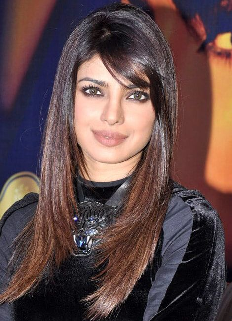 Coiffures18 Com Priyanka Chopra Hair Hairstyle Hair Styles