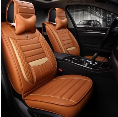 Good Quality Full Set Car Seat Covers For Mercedes Benz B180 B200 Us 231 00 In 2020 Car Seats Leather Car Seats Leather