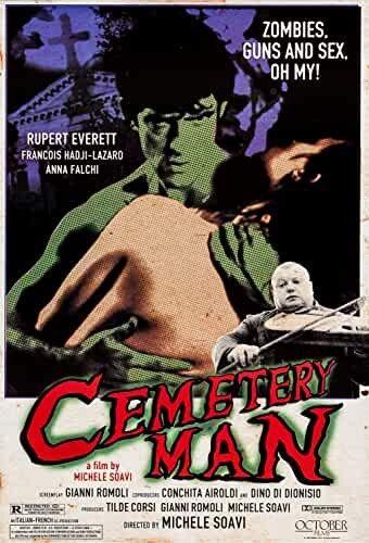 Cemetery Man 1994 In 2020 Best Zombie Movies Zombie Movies Film Man