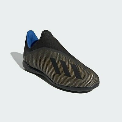 Adidas X 19 3 Laceless Tf Ef0633 Soccer Cleats Football Shoes Turf Boots Football Shoes Turf Boots Soccer Boots