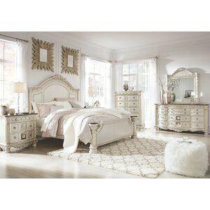 Rosdorf Park 9 Drawer Double Dresser Wayfair Bedroom Panel Ashley Furniture Bedroom Bedroom Furniture Sets