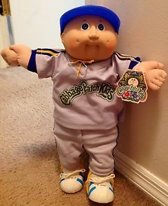 1983 Vintage Cabbage Patch Baseball Kid Cabbage Patch Babies Cabbage Patch Dolls Cabbage Patch Kids Dolls
