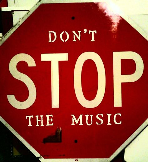 Don't Stop the Music by carriezona.deviantart.com on @DeviantArt