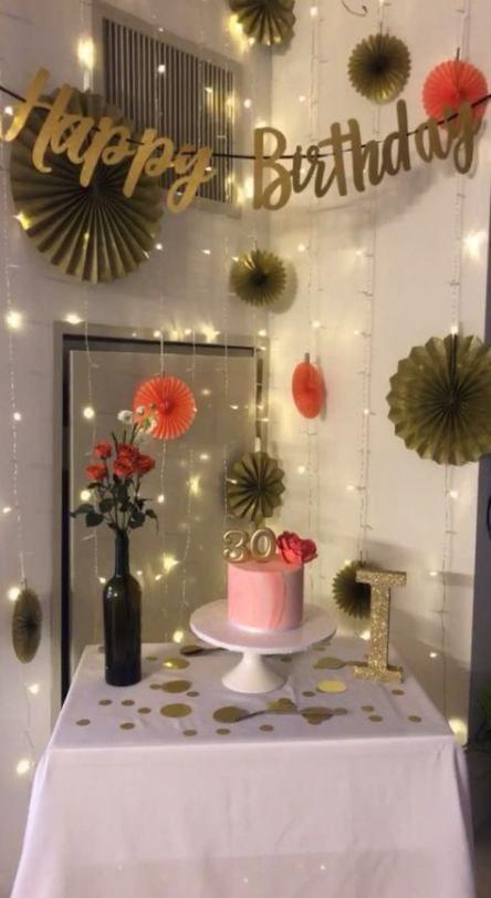 56 trendy Ideas birthday table settings women gold #birthday