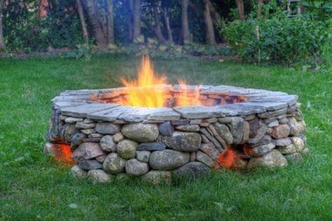 53 Erstaunliche Bilder Von Gartengestaltung Mit Steinen Garten